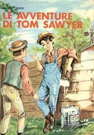 Classe 2A – M. Twain, Le avventure di Tom Sawyer