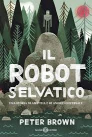 2A – Peter Brown – Il Robot Selvatico
