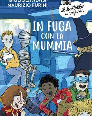 In fuga con la mummia