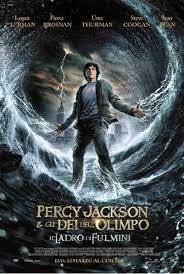 Percy Jackson E Gli Dei Dell'Olimpo:Il Ladro Di Fulmini